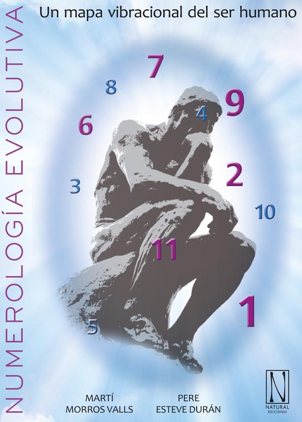 Numerología evolutiva - Natural Ediciones